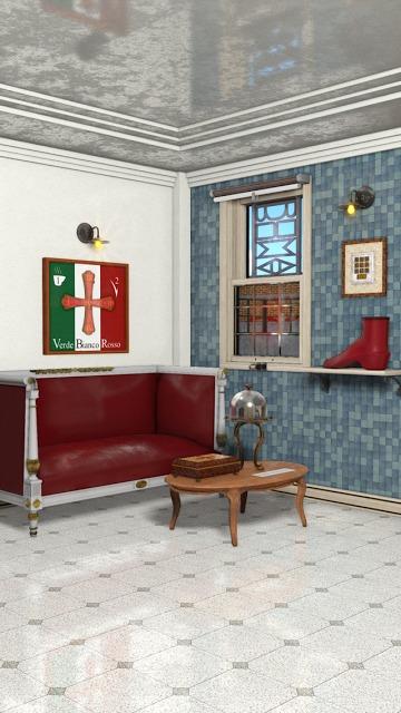 脱出ゲーム イタリアの猫のスクリーンショット_2