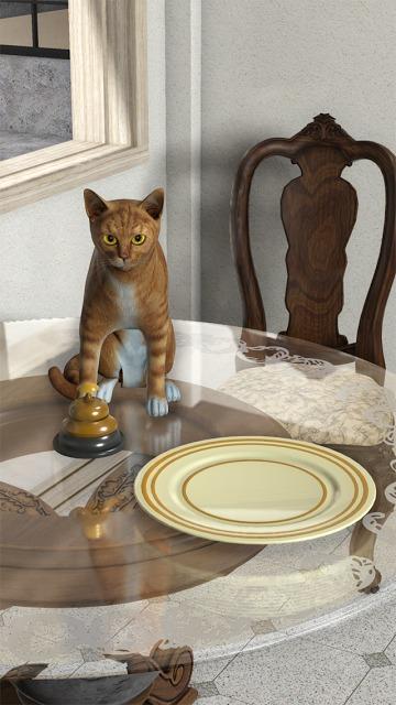 脱出ゲーム イタリアの猫のスクリーンショット_3