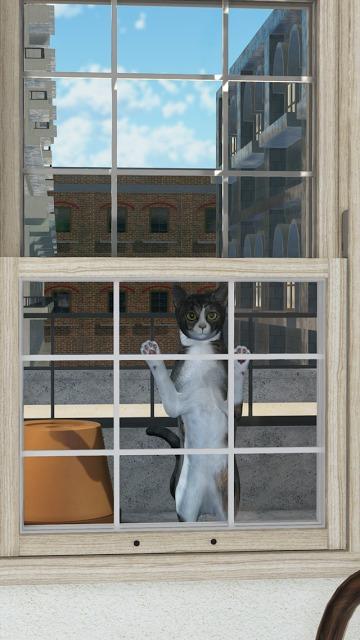脱出ゲーム イタリアの猫のスクリーンショット_4