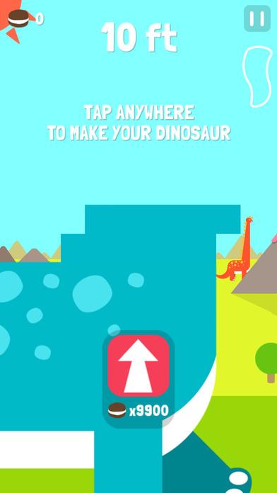ダイノタワー Dino Tower ブロック積み上げゲームのスクリーンショット_3