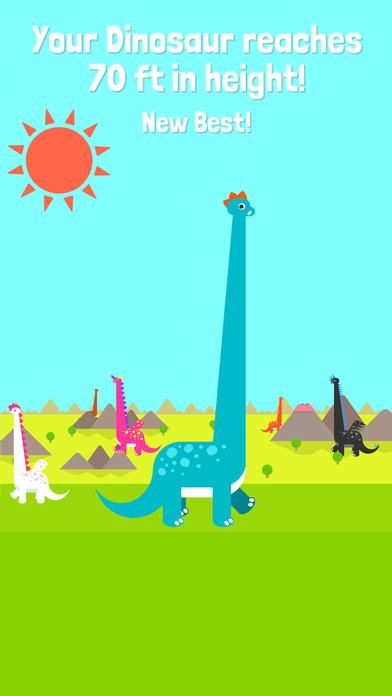 ダイノタワー Dino Tower ブロック積み上げゲームのスクリーンショット_5