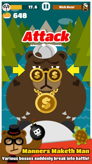 Big Bear: Smash the Salmonのスクリーンショット_2