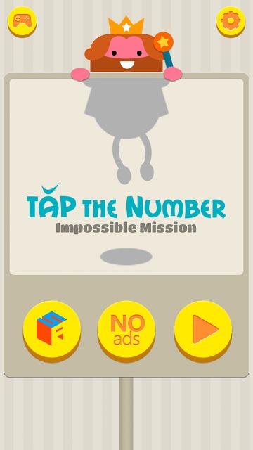 Tap Impossible Missionのスクリーンショット_1