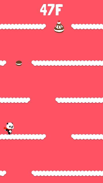 ニンジャ ゴー : 無限ジャンプのスクリーンショット_4