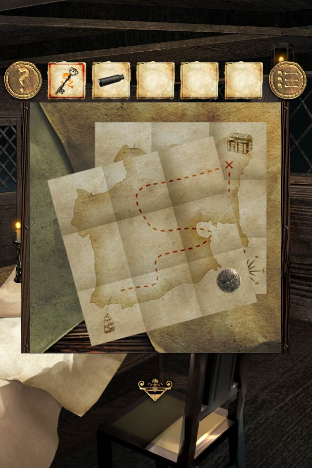 脱出ゲーム 海賊船からの脱出 That's how pirates escape.のスクリーンショット_4