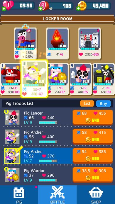 Piggy Royaleのスクリーンショット_4