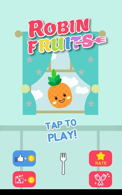Robin Fruits : Killing Time Shooterのスクリーンショット_1