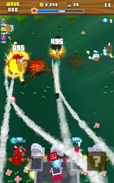 Piggy Royale : Wolf Warsのスクリーンショット_3