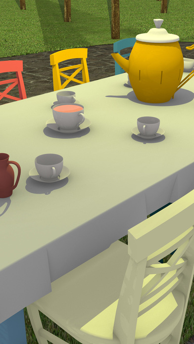 脱出ゲーム Tea Partyのスクリーンショット_2