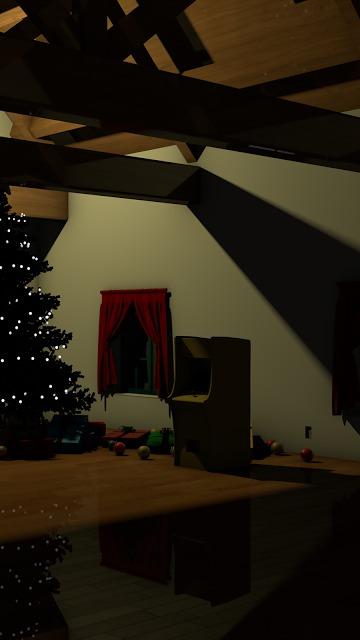 脱出ゲーム Christmas Eveのスクリーンショット_2