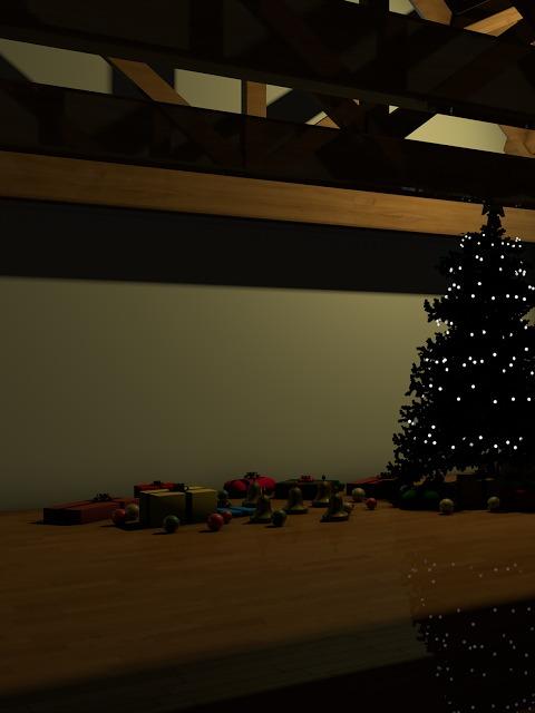 脱出ゲーム Christmas Eveのスクリーンショット_3