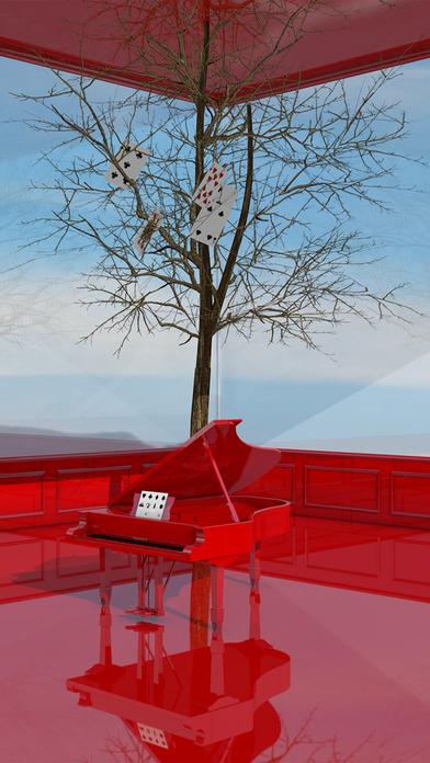 脱出ゲーム 赤い部屋のスクリーンショット_1
