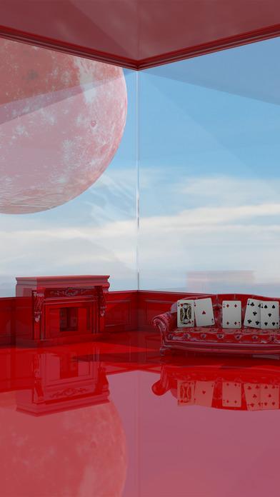 脱出ゲーム 赤い部屋のスクリーンショット_2