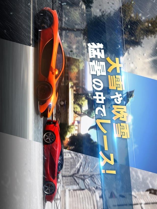 アスファルト:Street Storm Racingのスクリーンショット_3