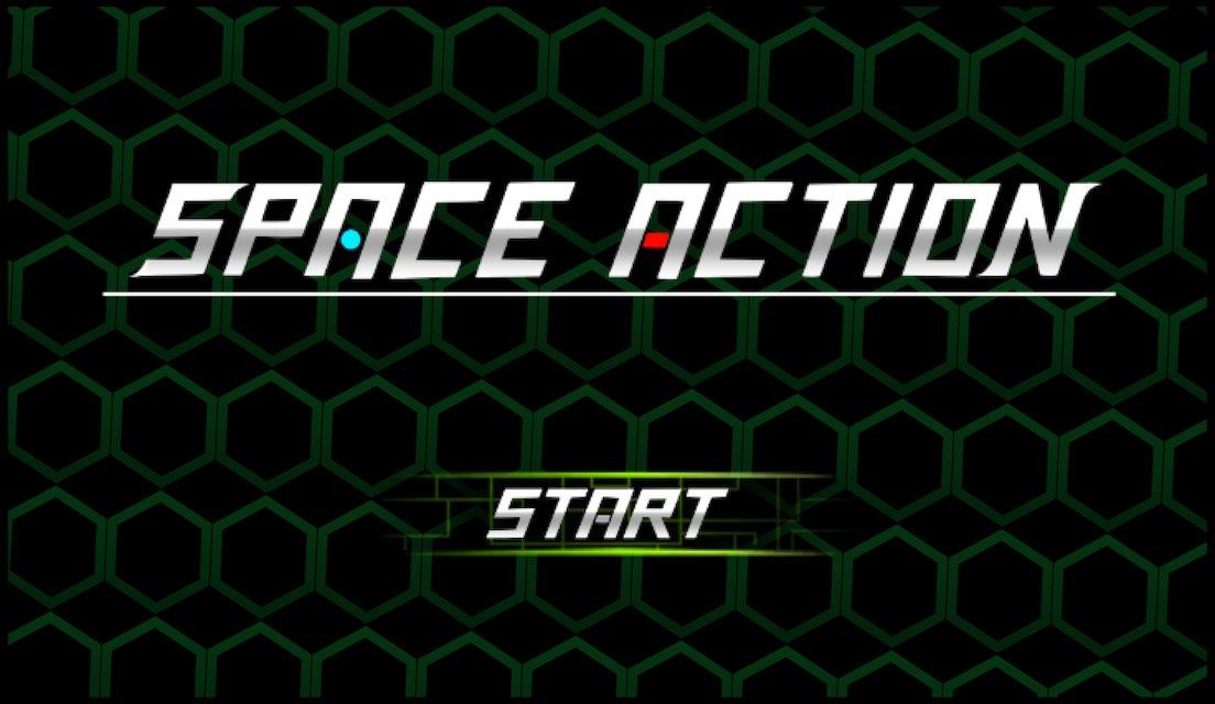 SPACE ACTION -横スクロールジャンプアクションゲーム-のスクリーンショット_4
