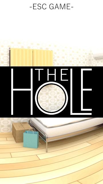 脱出ゲーム:The holeのスクリーンショット_1