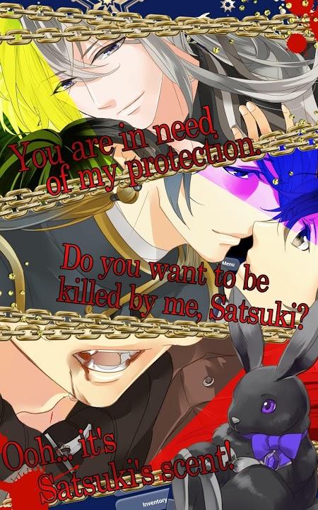 Vampire Darling【BL,yaoi game】のスクリーンショット_1