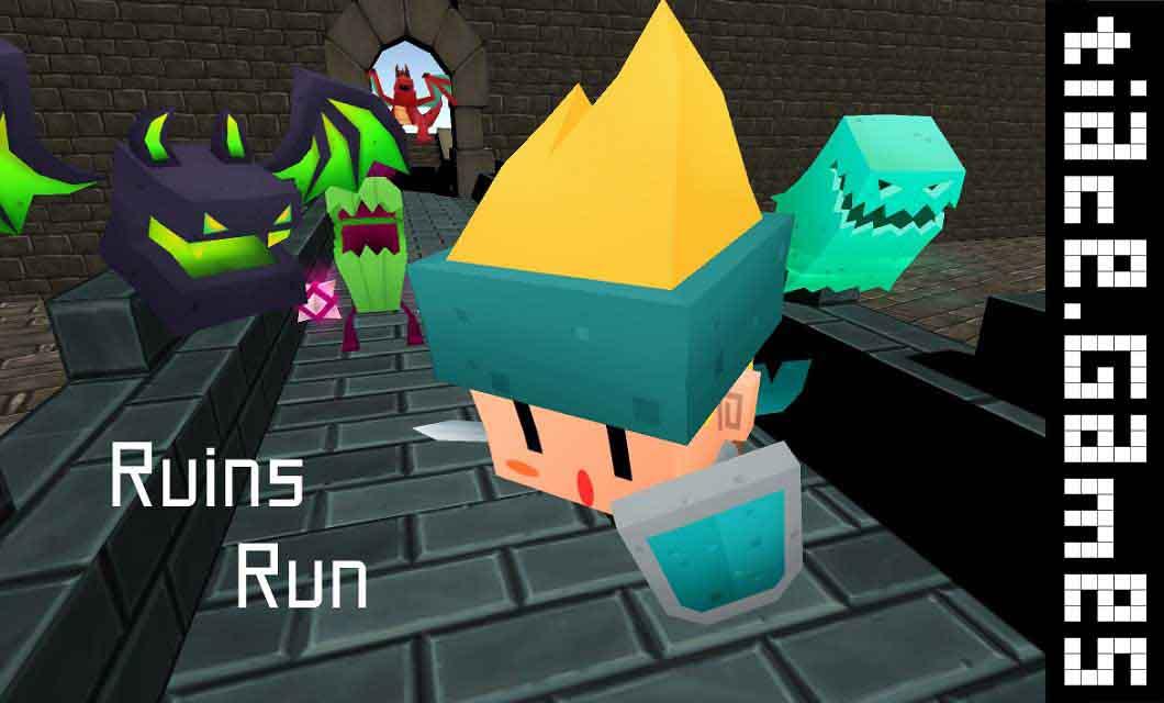 Ruins Runのスクリーンショット_1
