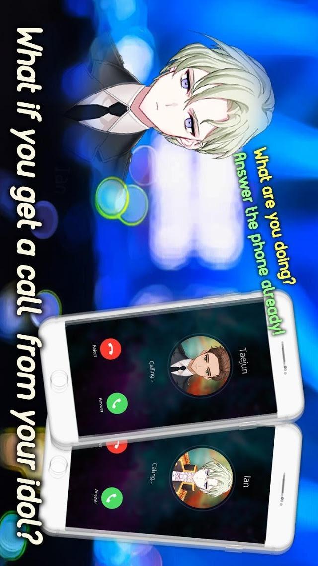 バンパイア☆アイドル: Otome Dating Gameのスクリーンショット_2