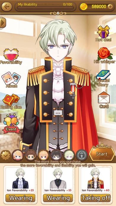 Vampire Idolのスクリーンショット_4