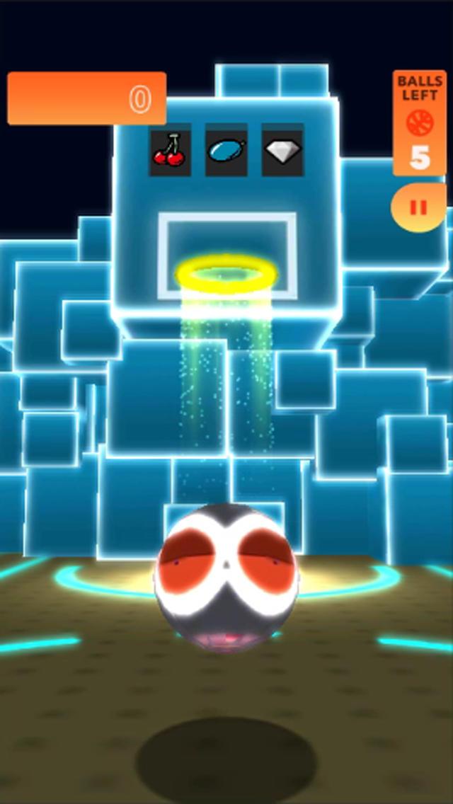 バスケットボール フィーバー - 無料3Dバスケxスロット ゲームのスクリーンショット_2