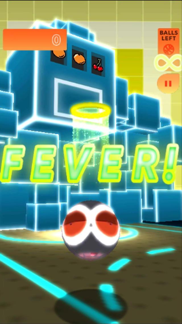 バスケットボール フィーバー - 無料3Dバスケxスロット ゲームのスクリーンショット_4