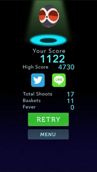 バスケットボール フィーバー -無料バスケxスロット ゲームのスクリーンショット_5