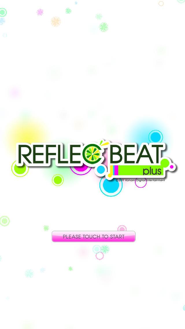 REFLEC BEAT plusのスクリーンショット_1