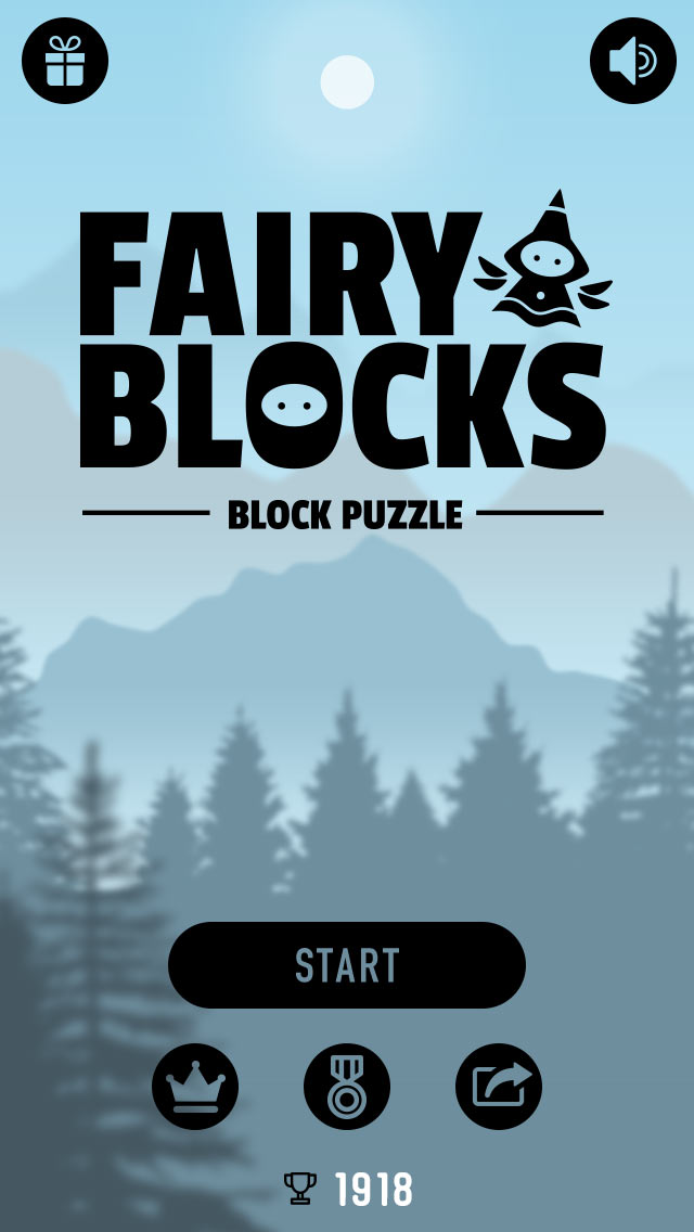 頭が良くなる ブロック パズル ゲーム FairyBlocksのスクリーンショット_1