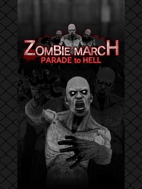 ZOMBIE MARCHのスクリーンショット_5