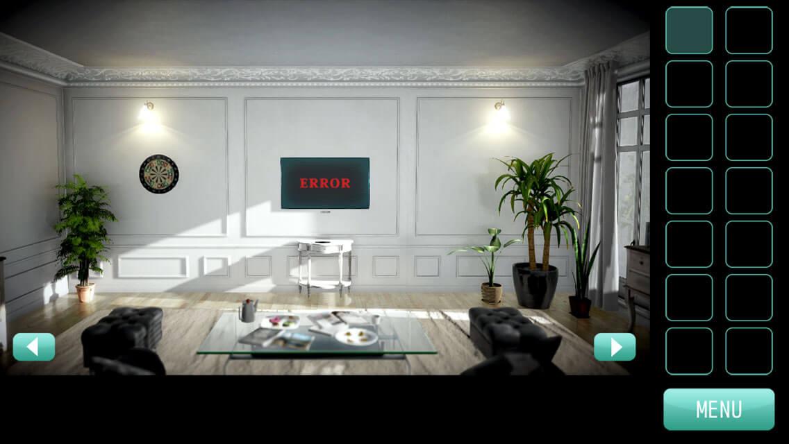 脱出ゲーム おでかけマダムの脱出のスクリーンショット_4