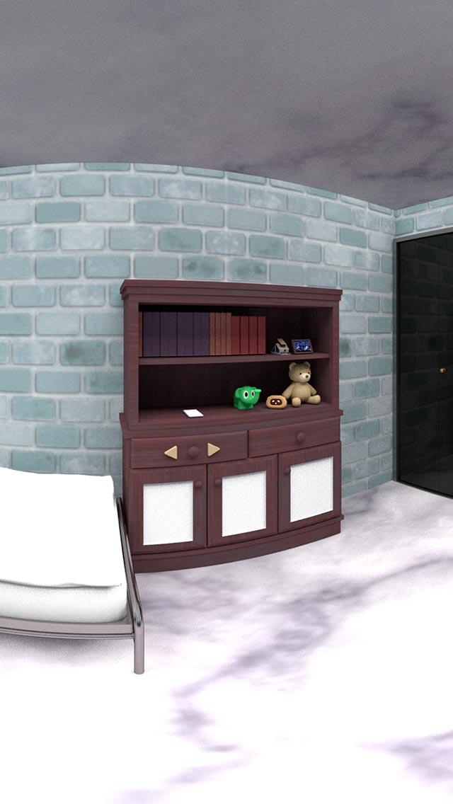 脱出ゲーム:The hole2 -石造りの部屋からの脱出- のスクリーンショット_4