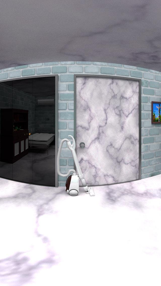 脱出ゲーム:The hole2 -石造りの部屋からの脱出- のスクリーンショット_5