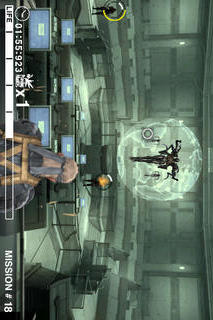 METAL GEAR SOLID TOUCH (JP)のスクリーンショット_5