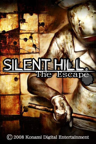 SILENT HILL The Escape (JP)のスクリーンショット_1