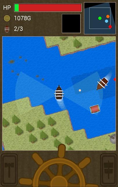海賊マスター : 海戦アクションゲームのスクリーンショット_5
