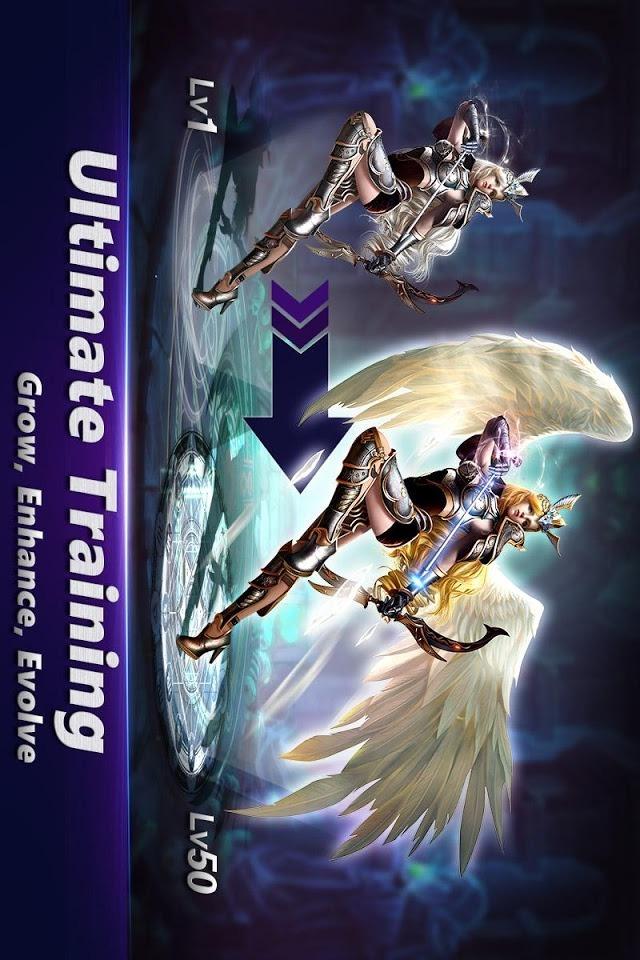 EverBattle - Nonstop Fightのスクリーンショット_2