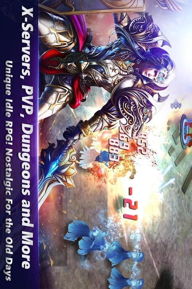 EverBattle - Nonstop Fightのスクリーンショット_3