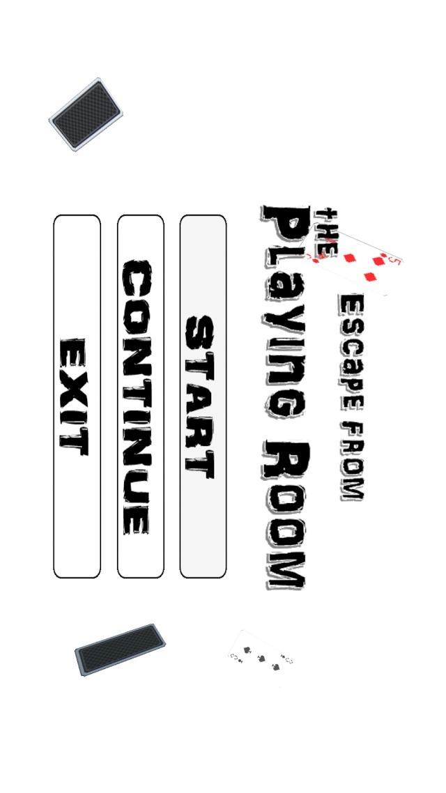 脱出ゲーム Playing Roomからの脱出のスクリーンショット_2