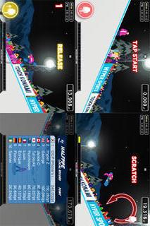 ハイパースポーツ ウインターのスクリーンショット_3