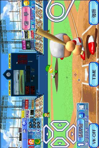 モバイル・パワフルプロ野球3Dのスクリーンショット_1