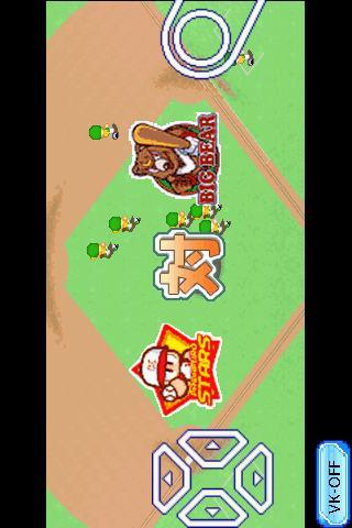 モバイル・パワフルプロ野球3Dのスクリーンショット_2