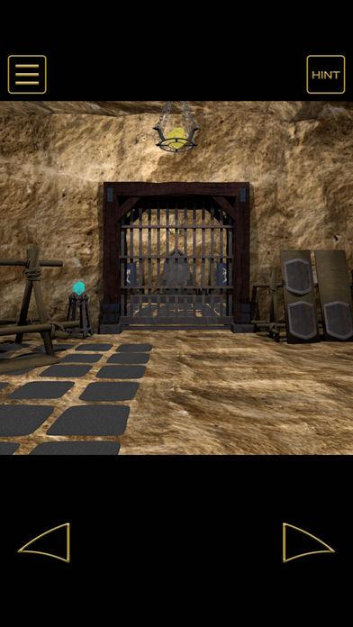 脱出ゲーム - 地賊団アジトからの脱出のスクリーンショット_2