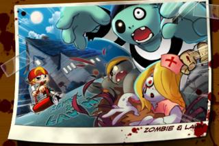 Zombie&Lawn Freeのスクリーンショット_1