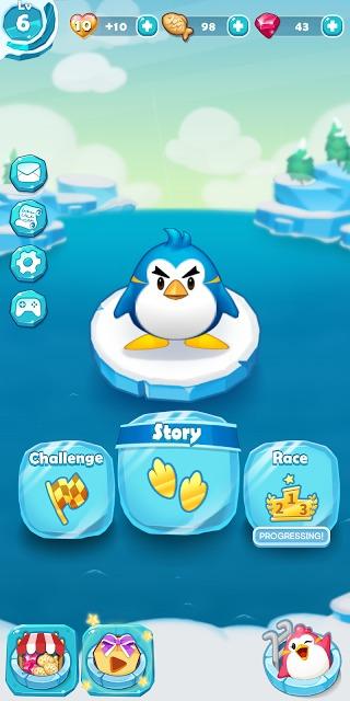 エアペンギン2のスクリーンショット_1