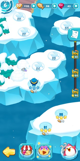 エアペンギン2のスクリーンショット_2