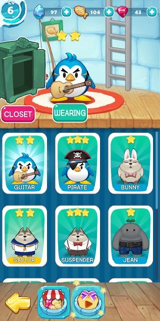 エアペンギン2のスクリーンショット_5