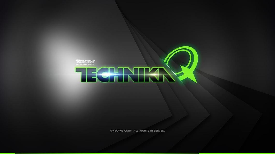 DJMAX TECHNIKA Q - 音楽ゲームのスクリーンショット_1