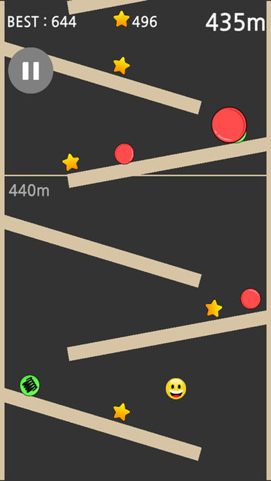 Kong Kong Ballのスクリーンショット_3