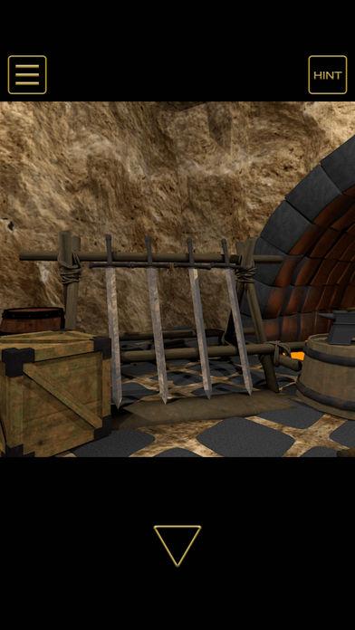 脱出ゲーム - 地賊団アジトからの脱出のスクリーンショット_3